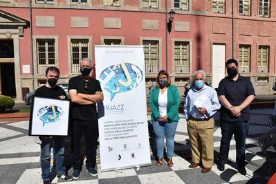 La alcaldesa presenta el XIX Festival Internacional de Jazz 'Ciudad de Talavera'