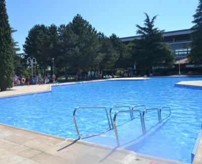 Las piscinas se abrirán a mediados del mes de junio