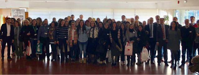 Se ha celebrado con éxito una jornada sobre la enseñanza del inglés y metodología CLIL