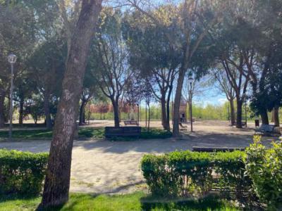 Joaquín Benito de Lucas dará nombre a un parque junto a su 'querido' Tajo