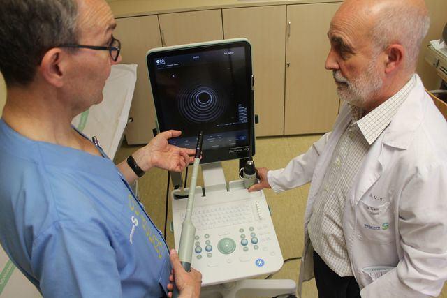 El Hospital de Toledo cuenta con un nuevo ecógrafo de última generación