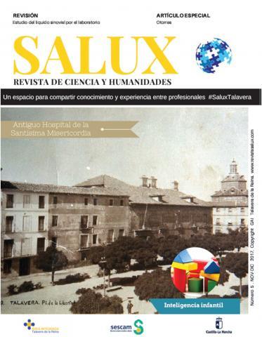 El l Área Integrada de Talavera publica el quinto número de SALUX, su revista de ciencia y humanidades