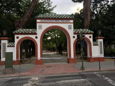 ALERTA | Talavera cierra varios parques y zonas arboladas por el fuerte viento