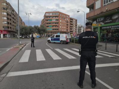 Policía Local y Nacional en Talavera | Archivo