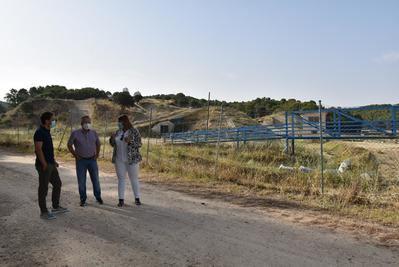 El circuito del Cerro Negro contará con un sistema de riego automático