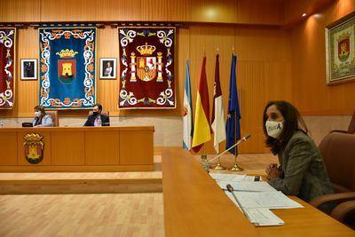 Pleno municipal | Ayuntamiento de Talavera