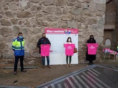 TALAVERA | Aqualia y Ayuntamiento dan visibilidad a las mujeres en el 8M