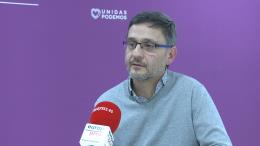 Podemos CLM elegirá nueva dirección el 21 de mayo y Uxó no descarta que aparezca una candidatura única de confluencia