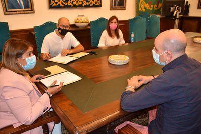 Colaboración del Ayuntamiento con la Asociación de Hosteleros de Talavera