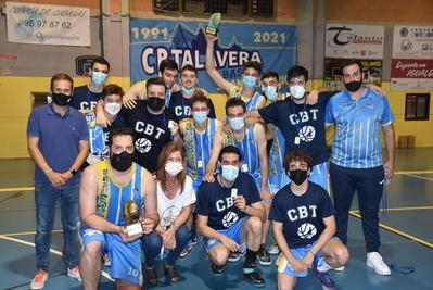 El Talavera Basket se proclama campeón en la final de Primera Autonómica CLM