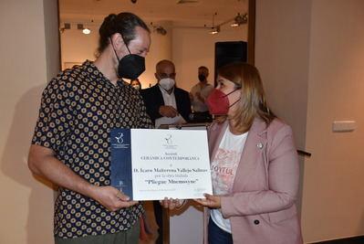 Récord histórico en la décima Bienal Internacional de Cerámica