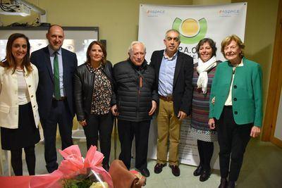 La consejera de Fomento destaca la mención del Gobierno regional a APACE con el galardón de los Reconocimientos a la Iniciativa Social