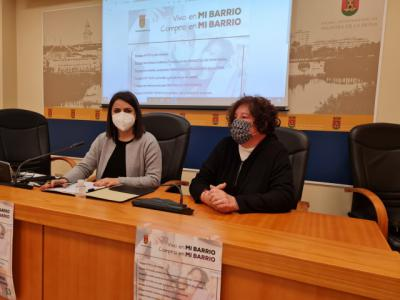 TALAVERA | El Ayuntamiento pone en marcha la campaña 'Vivo en mi barrio, compro en mi barrio'