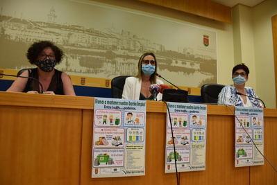 Foto: Acto del lanzamiento de la campaña