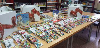 TALAVERA | El Ayuntamiento repartirá más de 8.000 estuches de caramelos