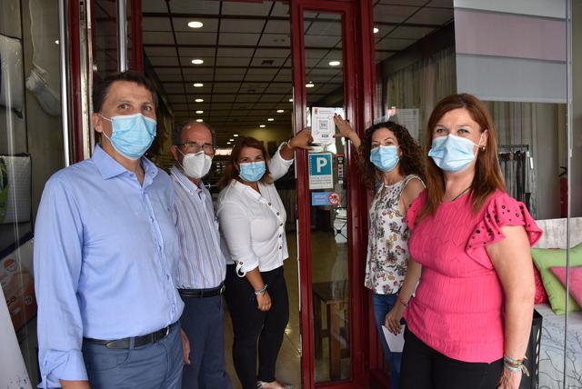 ACTUALIDAD | Talavera se une a la colocación del Código QR para visibilizar el comercio de la ciudad