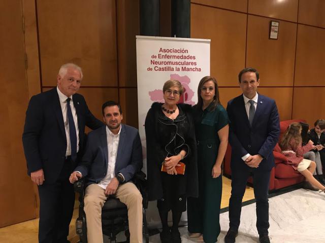 XVI cena solidaria de ASEM-CLM