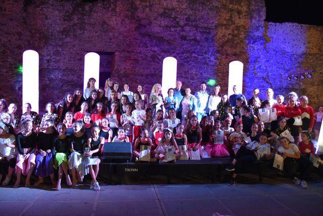 Gala de entrega los premios del IX Certamen de Coreografías 'Ciudad de Talavera'