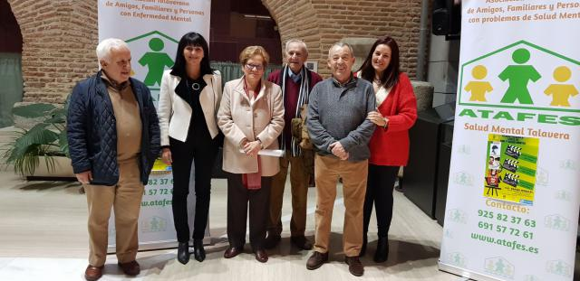 ATAFES organiza el I Ciclo de Cine y Salud Mental