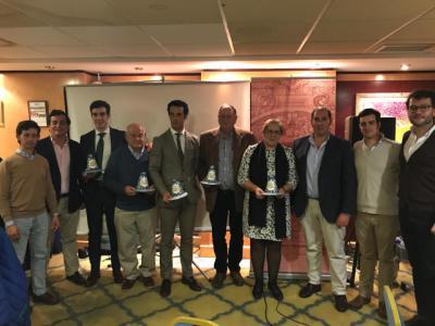 Cena y premios del Club Taurino Talaverano