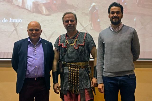 Conferencia de Miguel Alba en la UCLM de Talavera