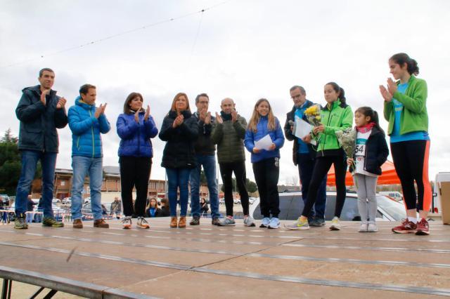 Cerca de 2.000 escolares de Talavera, en el XXIII Cross de los Colegios