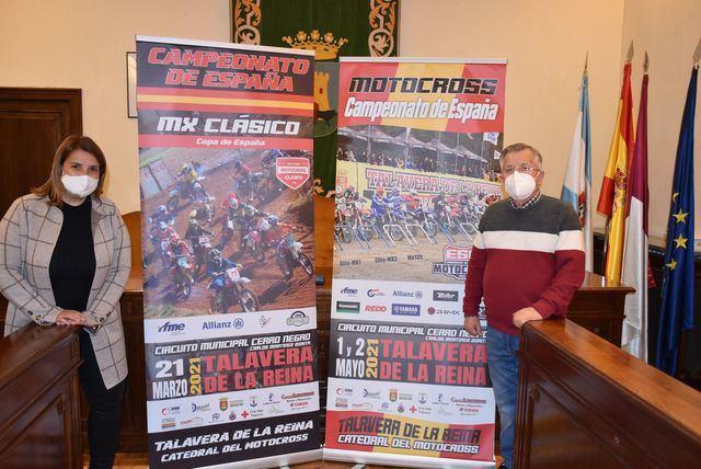 TALAVERA | El Cerro Negro volverá a ser la 'catedral del motocross'