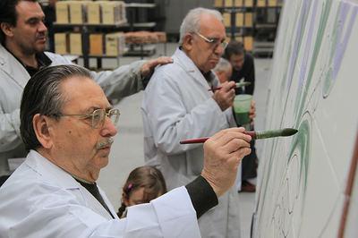 OBITUARIO | Nos deja Dámaso Gómez, uno de los últimos ceramistas de Ruiz de Luna