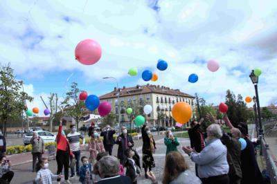 TALAVERA | La concejala de Protección Social participa en los actos conmemorativos y de concienciación del Día Mundial del Parkinson