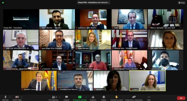 VENTAJAS DE LA CIUDAD | La alcaldesa muestra los beneficios de invertir y vivir en Talavera
