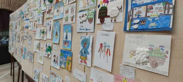 TALAVERA   Once alumnos y alumnas de la ciudad, premiados en el I Concurso de Dibujo de Mondas