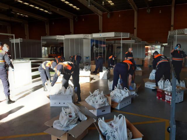 TALAVERA | Más donaciones a las familias necesitadas
