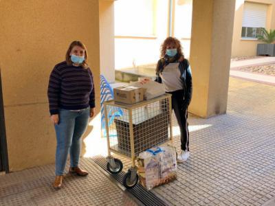 TALAVERA | La solidaridad no cesa