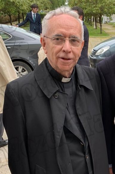 OBITUARIO | Fallece el talaverano D. José Loarte, sacerdote de la Prelatura del Opus Dei