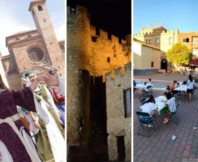 PREMIOS REGIONALES DE TURISMO | Los ayuntamientos de Sigüenza, Carcelén y San Bartolomé de las Abiertas apuestan por su tierra