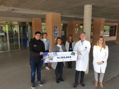 COVID-19 | 14.109,80 euros para el Hospital de Talavera
