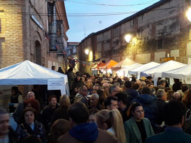 Desarrollada la I Feria del Queso en Talavera