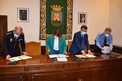 VIOLENCIA DE GÉNERO | Talavera renueva su compromiso de protección a las víctimas