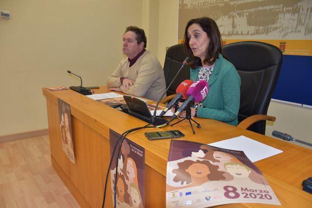 TALAVERA | Amplio programa de actos con motivo del Día Internacional de la Mujer