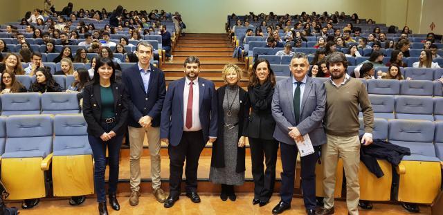 X Aniversario de la implantación del Grado de Enfermería en Talavera