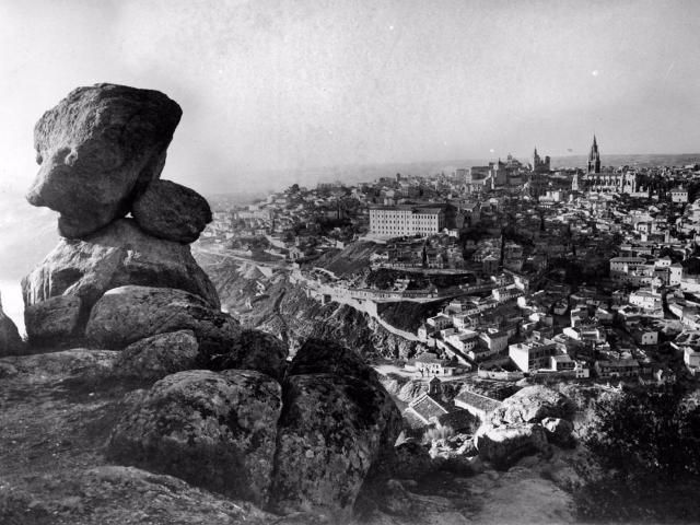 TOLEDO | Exposición virtual de fotografías antiguas para destacar la relación de Galdós con Toledo