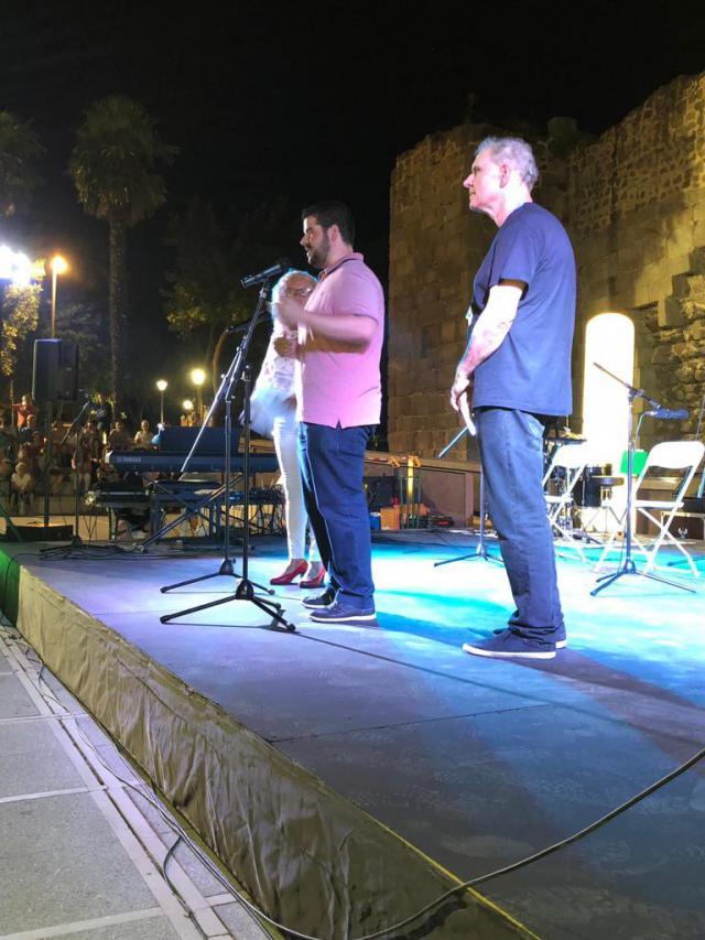 """Inaugurado el XVII Festival Internacional de Jazz """"Ciudad de Talavera"""""""