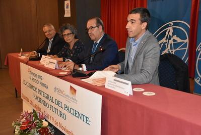 """Hidalgo destaca que los médicos de Atención Primaria son el """"contacto más directo de los ciudadanos con la Sanidad Pública"""""""