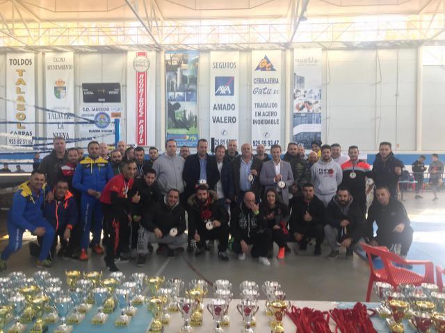 160 deportistas se dan cita en el I Open nacional Amateur UND de Kick Boxing