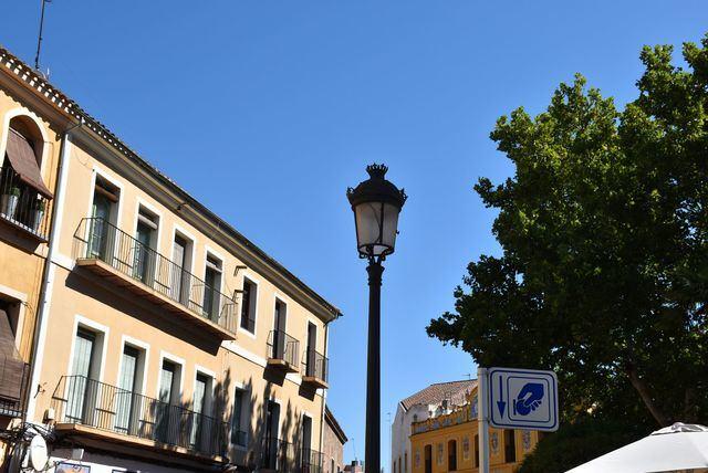 TALAVERA | Ahorro con más, y mejor, luz para la ciudad