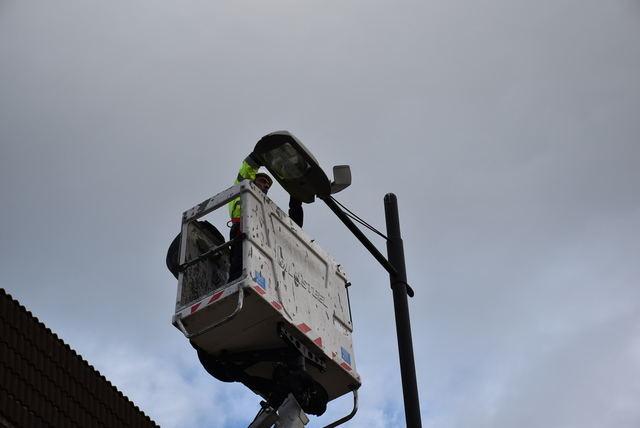 TALAVERA | Comienza la sustitución de luminarias, con un ahorro de casi 500.000 euros