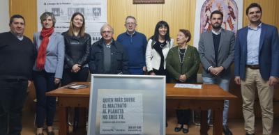 LXI campaña contra el hambre de Manos Unidas Talavera
