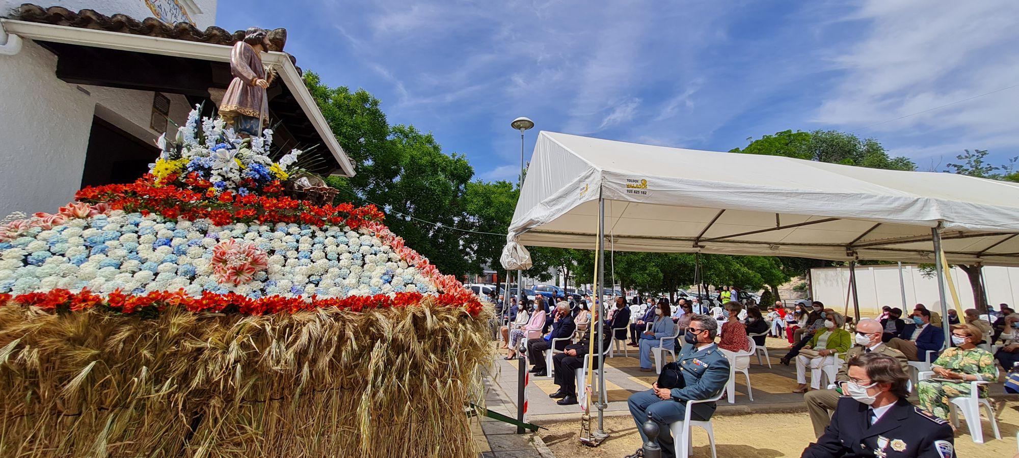 Talavera anima a mantener la tradición de San Isidro