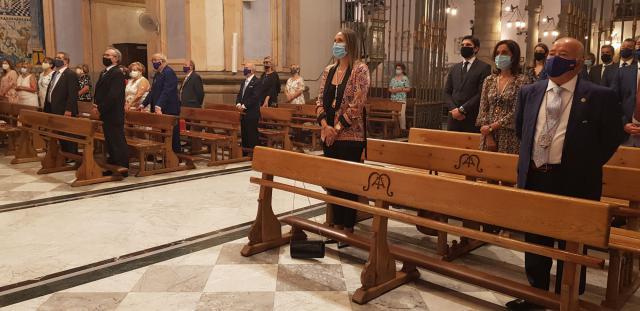 NUESTRA GENTE | Finalizan los actos litúrgicos de la festividad de la Virgen del Prado