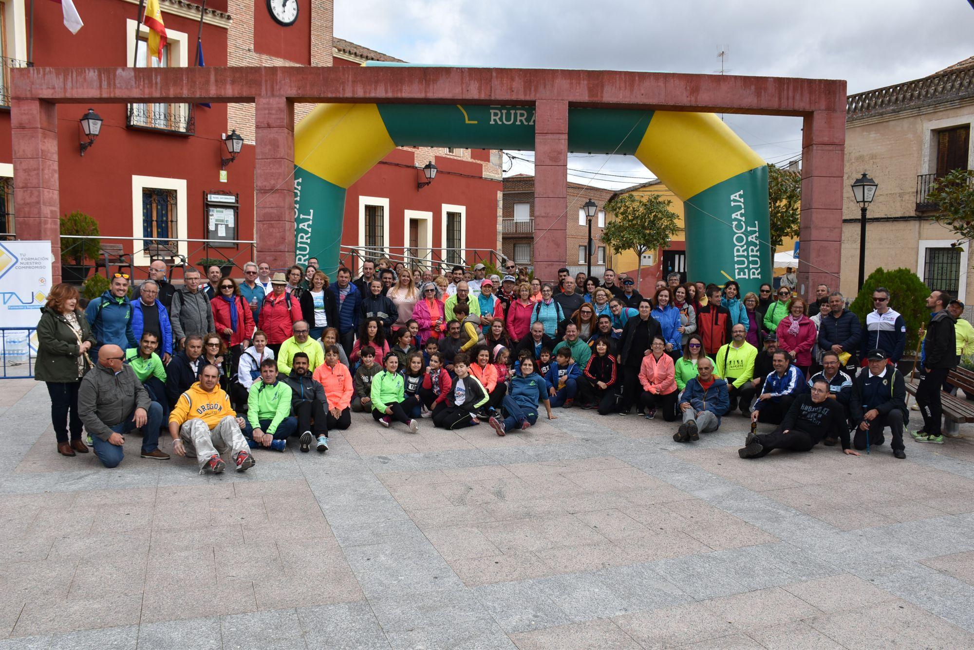 150 participantes en la III quedada Morán Team